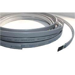 Саморегулирующийся кабель SRL24-2  24W(без оплетки)