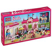 Конструктор Mega Bloks Barbie Horse Stable Конюшня Барби, 275pcs, фото 1
