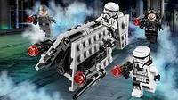 Лего потрулирование LEGO Star Wars Imperial Patrol Battle Pack