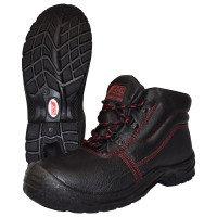 Защитные летние ботинки NITRAS BASIC STEP II