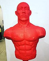 Боксерская груша герман 18 (красный), фото 2