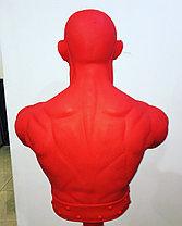 Боксерская груша герман 18 (красный), фото 3