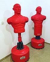 Груша боксерская напольная герман 19 (красный), фото 3
