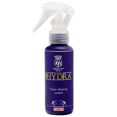 Полироль пластика #HYDRA -100ml (полироль для пластика и резины)