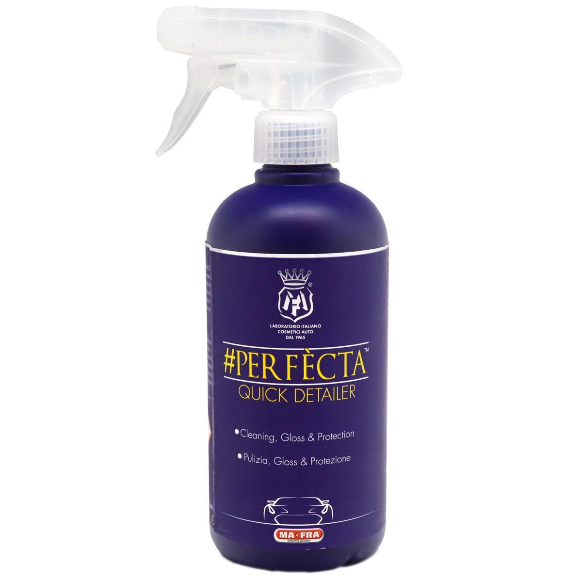 Суперблеск #PERFÈCTA (финишная обработка после полировки кузова)