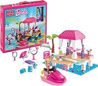 Конструктор Mega Bloks Barbie Tropical Resort Тропический курорт Барби, 145pcs, фото 1
