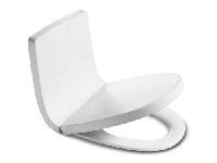 Спинка к сиденью ROCA KHROMA белая 780165A004