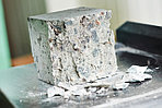 Испытание прочности бетона