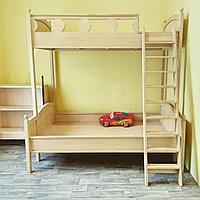 Детская двухэтажная кровать!, фото 1