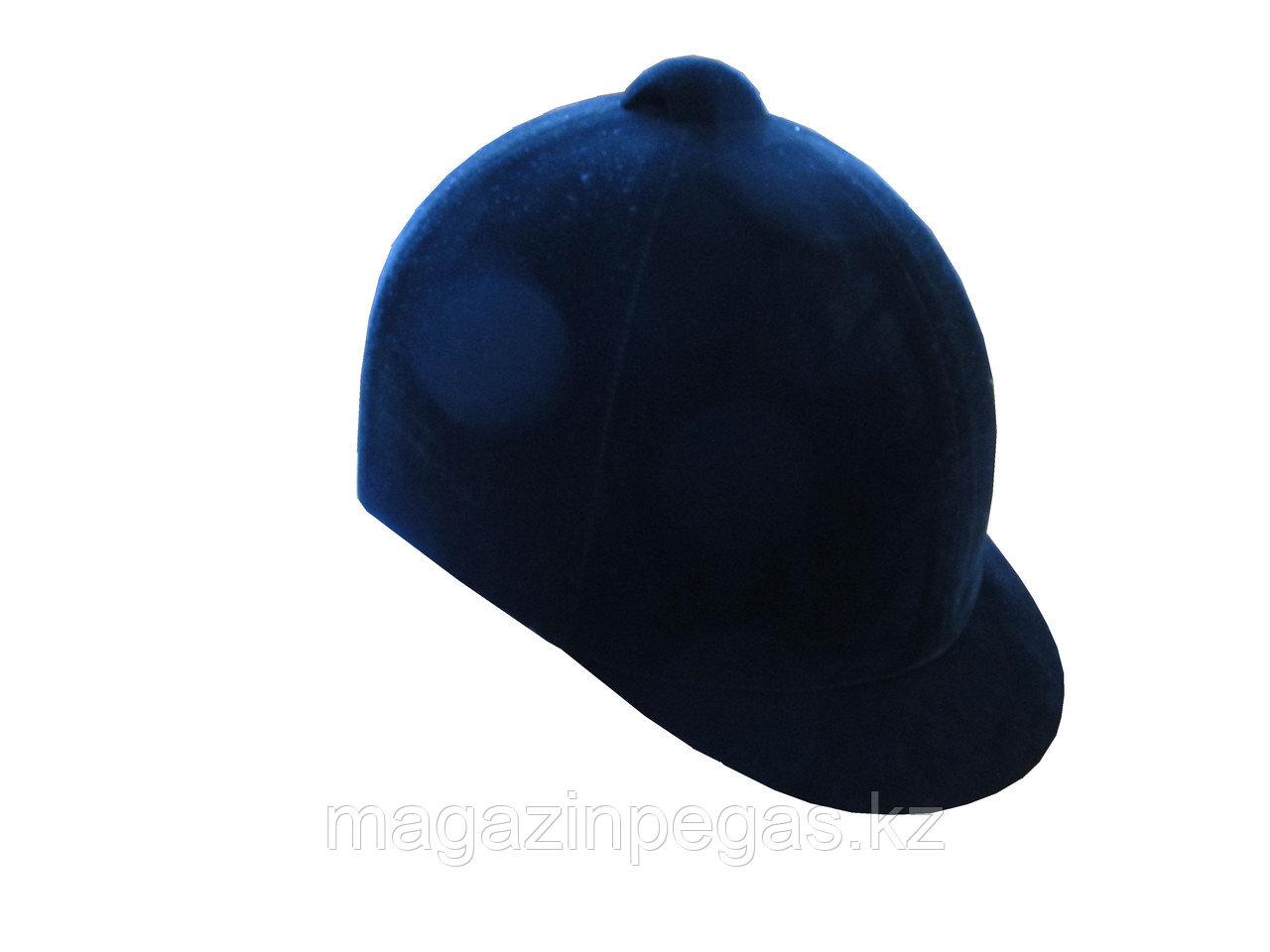 Шлем велюр классический.