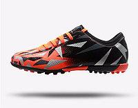 Бутсы футбольные Tiebao S76516 TF Orange