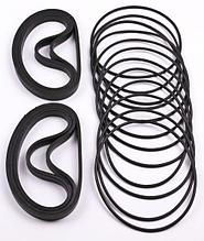 Кольца упл. резин. Д-160