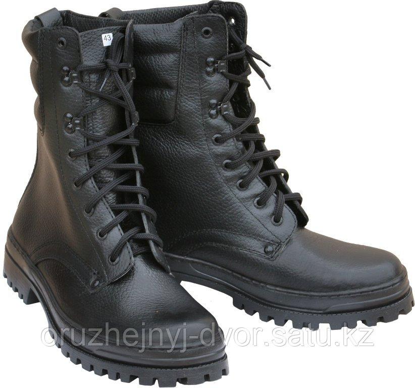 """Ботинки """"Охрана Зима"""" искусственный мех,38-47"""