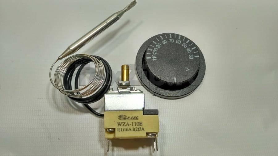 Термостат капиллярный 30-110С (с ручкой) для кипятильников наливного типа