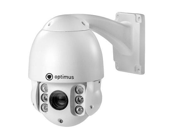 Скоростная купольная видеокамера Optimus AHD-H092.1(10х), фото 2