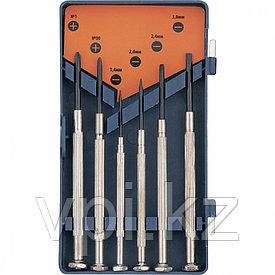 Набор отверток для точной механики 6шт. SPARTA