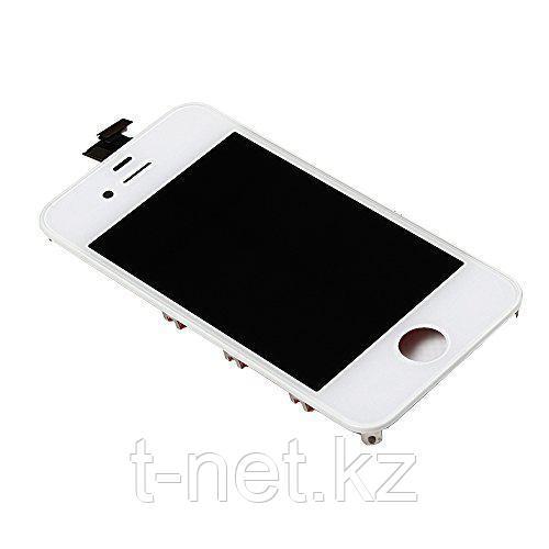 Дисплей Apple iPhone 4S с сенсором, (ОРИГИНАЛ ТАЙВАНЬ) цвет белый