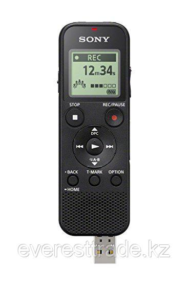 Диктофон Sony ICDPX370.CE7 4GB PC Link + MC slot ICD