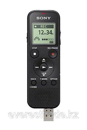 Диктофон Sony ICDPX370.CE7 4GB PC Link + MC slot ICD, фото 2