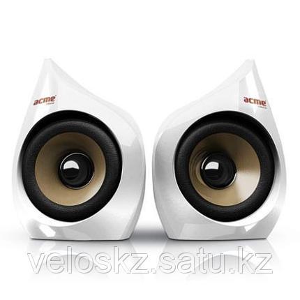 Компактная акустика 2.0 Acme SS-111 белый, фото 2