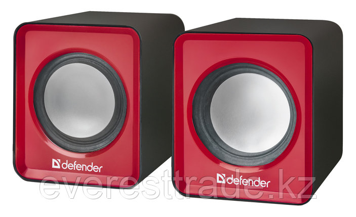 Компактная акустика 2.0 Defender SPK 22 красный, фото 2