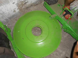 Запасные части к роторной косилке Турция, фото 3
