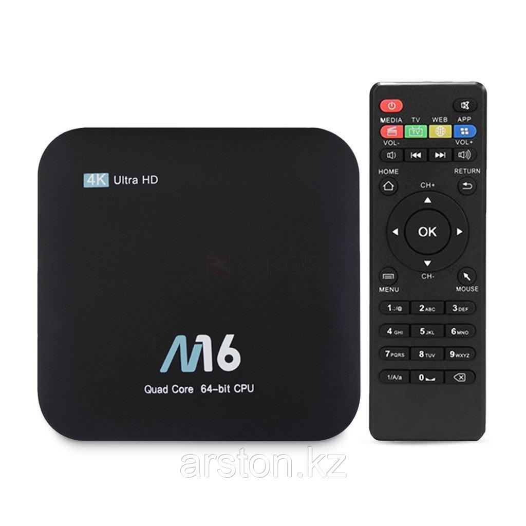 Smart TV Box M16 WI-FI