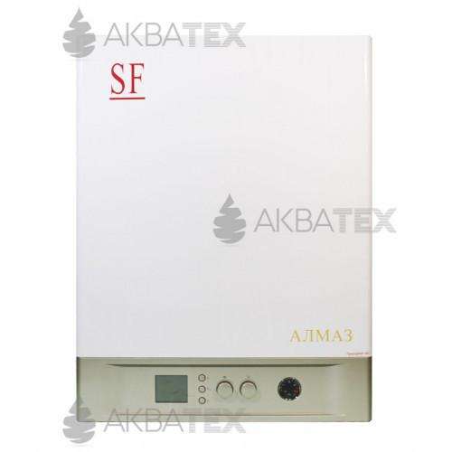 Котел газовый настенный SF Алмаз 53 кВт (дымоход в комплекте)