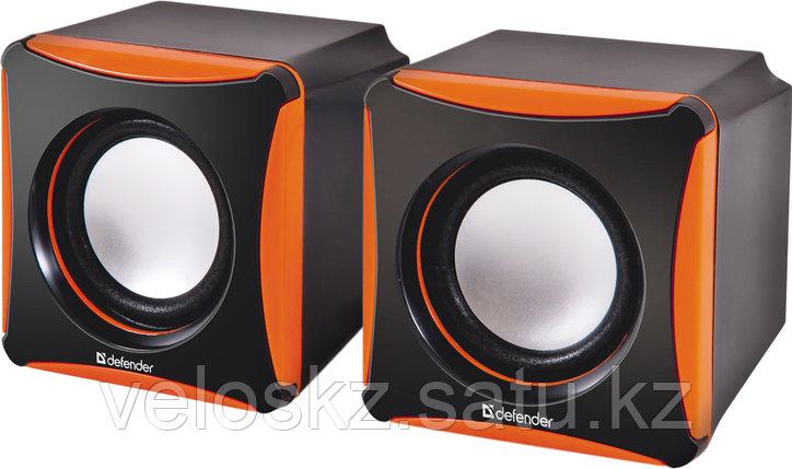 Компактная акустика 2.0 Defender SPK-480 комбинированый, фото 2