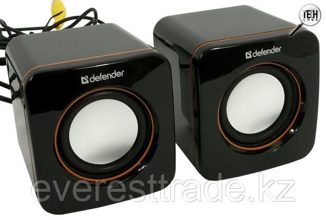 Компактная акустика 2.0 Defender SPK-530 черный, фото 2