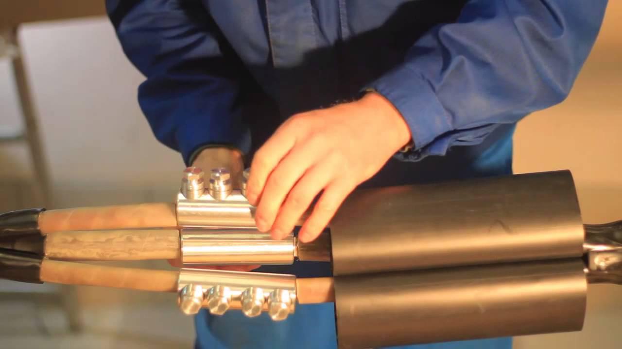 Муфты соединительные на 1-жильный кабель POLJ-24