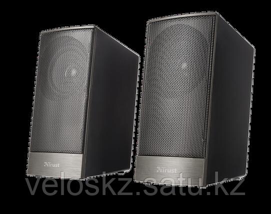 Компактная акустика 2.0 Trust EBOS черный, фото 2