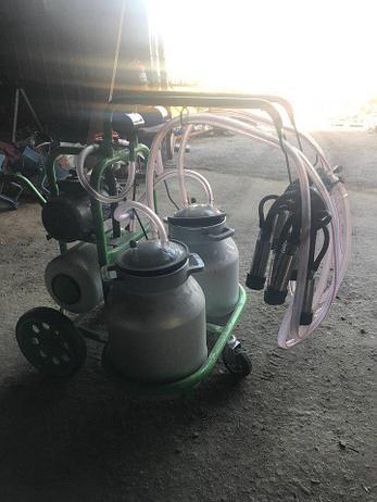 Доильный аппарат Agrolead сухого типа ALMM 22 (30 лит), фото 2