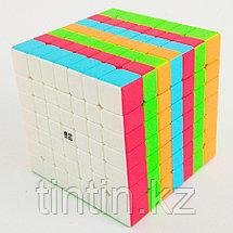 Кубик Рубика 7х7 QiYi MoFangGe 7x7x7 QiXing S, фото 3