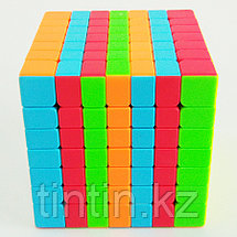 Кубик Рубика 7х7 QiYi MoFangGe 7x7x7 QiXing S, фото 2