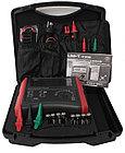 UT591 прибор для проверки параметров электробезопасности. Внесён в реестр РК, фото 2