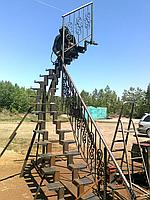 Лестница и перила, фото 1