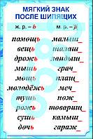 Плакаты по русскому 3 класс, фото 1