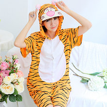 Кигуруми летняя пижама Тигр