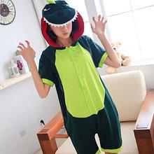 Кигуруми летняя пижама Динозавр