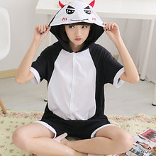 Кигуруми летняя пижама Чертёнок
