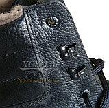 """Ботинки """"Охрана Зима"""" натуральный мех, 38-47, фото 5"""