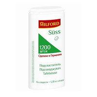 Milford Suss подсластитель, 1200 таблеток