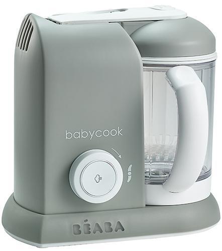 Блендер-пароварка Beaba Babycook Grey EU