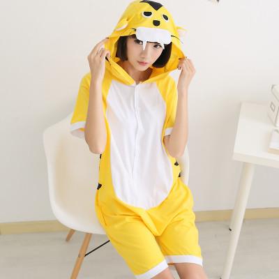 Кигуруми летняя пижама Лев