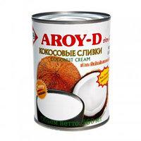 Aroy-D кокосовые сливки, 560 мл