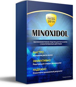 Minoxidol (Миноксидол) - средство для роста волос