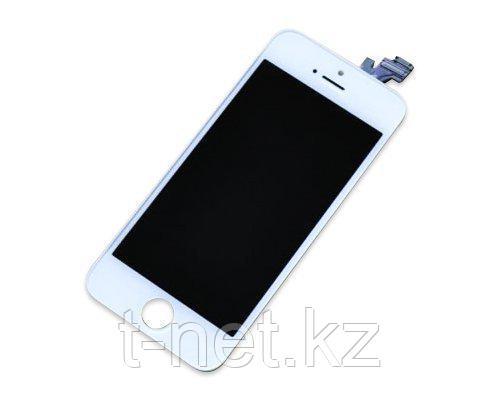Дисплей Apple iPhone 5G с сенсором, (ОРИГИНАЛ ТАЙВАНЬ) цвет белый