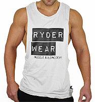 Майка Ryder Wear белая, фото 1