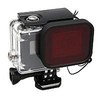 Фильтр красный для GoPro HERO 5/6/7, фото 1